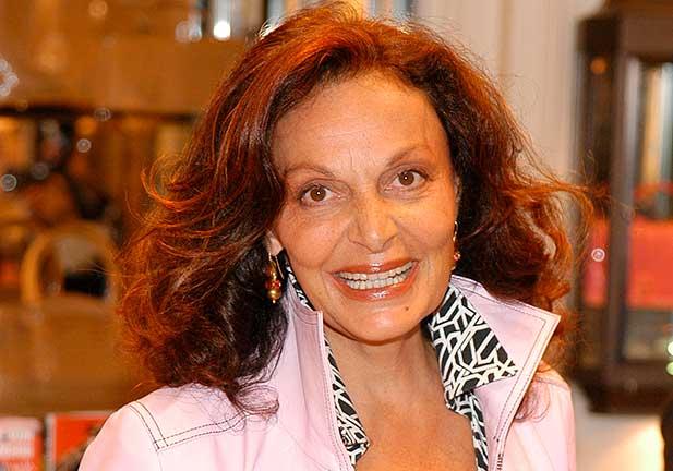 Diane Von Fürstenberg, la princesa que renunció a todo para reinar en la moda - womennow